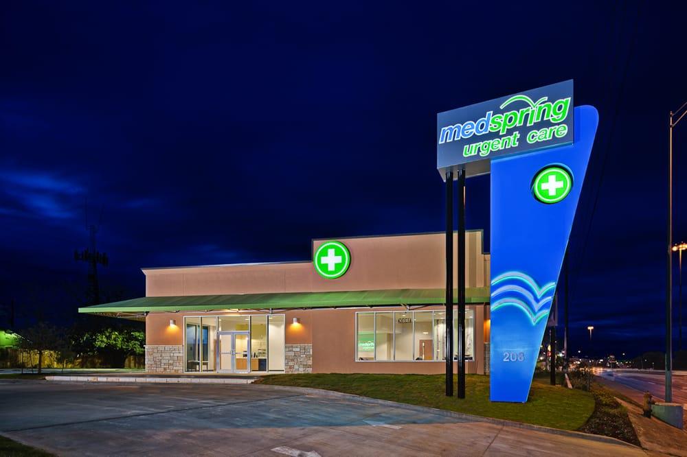 MedSpring Urgent Care (Austin, TX) - #0