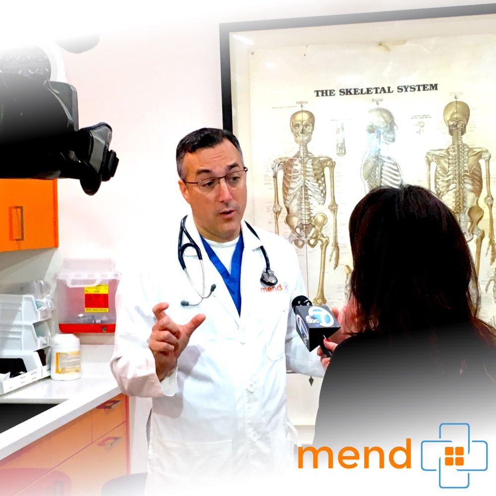 Photo for Mend Urgent Care  , (Los Angeles, CA)