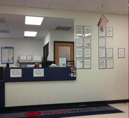 US Healthworks (Los Angeles, CA) - #0