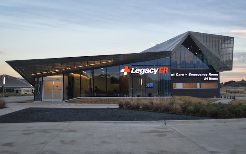 Photo for Legacy ER & Urgent Care , Allen, (Allen, TX)
