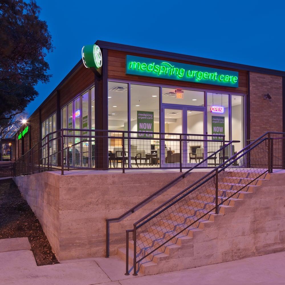MedSpring Urgent Care - Urgent Care Solv in San Marcos, TX