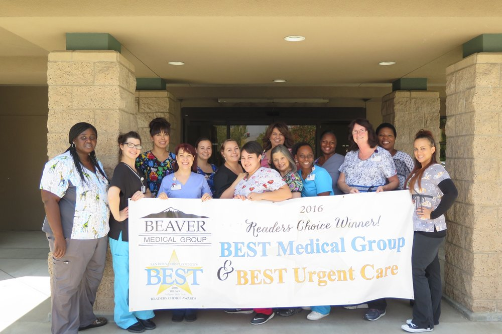 Beaver Medical Group Urgent Care - Urgent Care Solv in Highland, CA