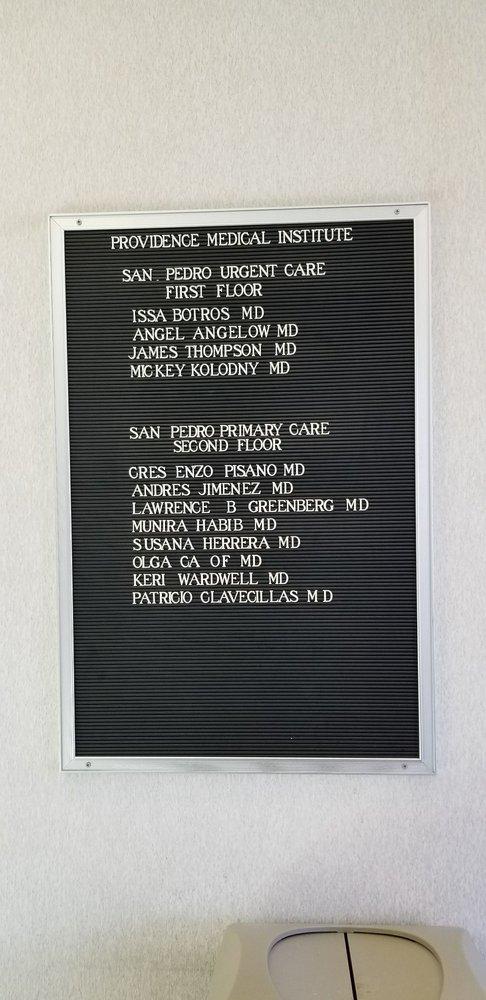 Providence Medical Institute - Urgent Care Solv in Los Angeles, CA