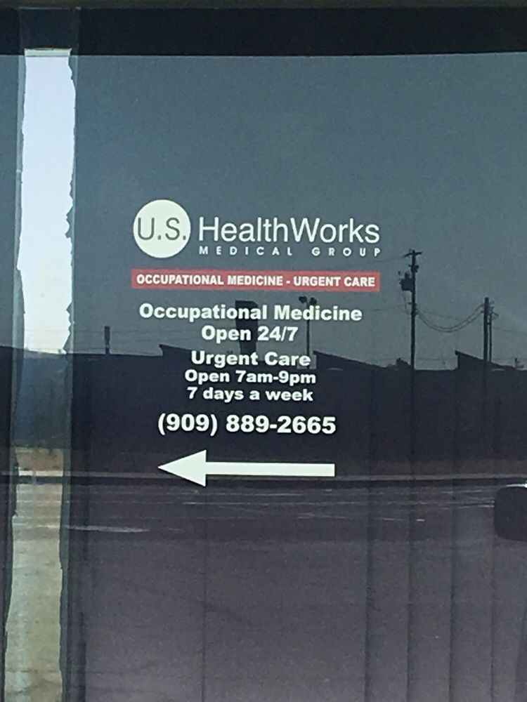 Photo for US Healthworks , (San Bernardino, CA)