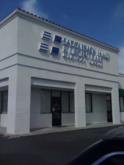 Photo for Saddleback Family & Urgent Care , (Lake Forest, CA)