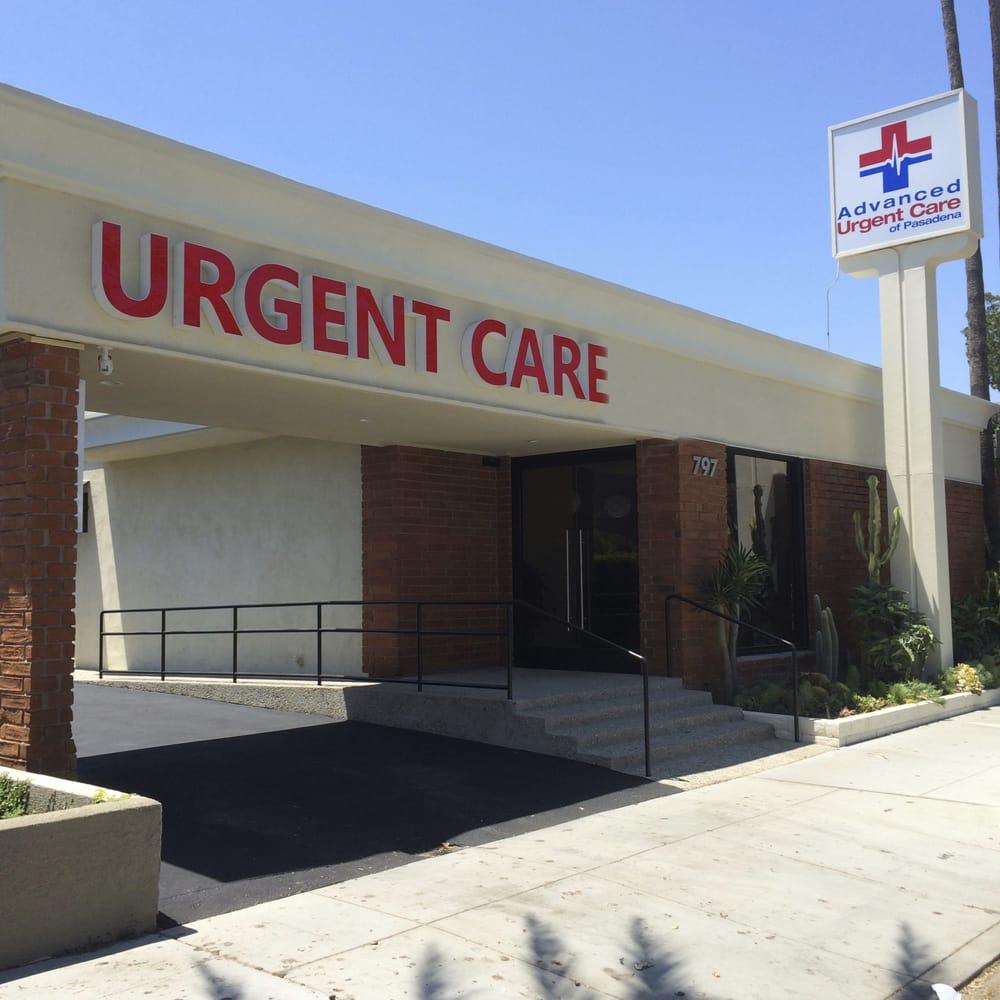Advanced Urgent Care of Pasadena - Urgent Care Solv in Pasadena, CA