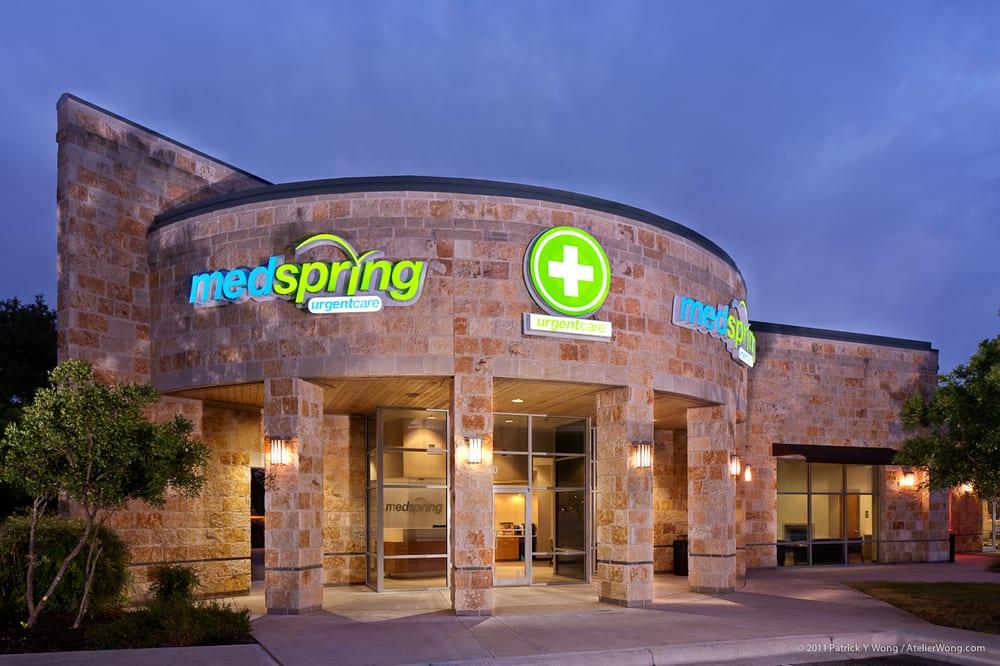 Photo for MedSpring Urgent Care , (Austin, TX)
