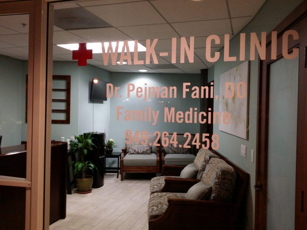 Walk - In Clinic / Urgent Care (Dana Point, CA) - #0