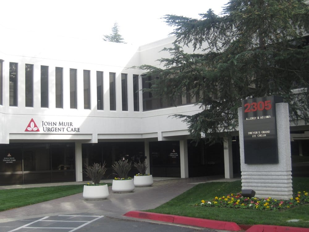 John Muir Health Urgent Care Center - Urgent Care Solv in San Ramon, CA