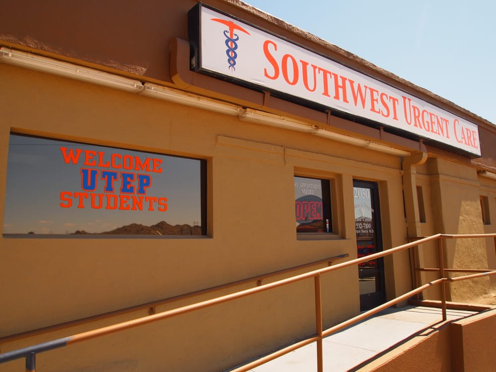 Southwest Urgent Care - Urgent Care Solv in El Paso, TX