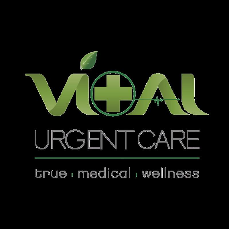Vital Urgent Care Logo