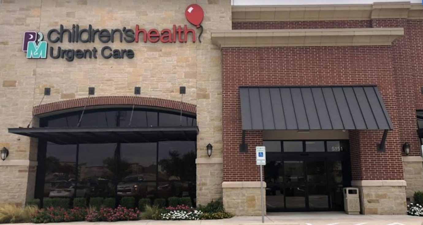 Children's Health PM Urgent Care - The Colony - Urgent Care Solv in The Colony, TX