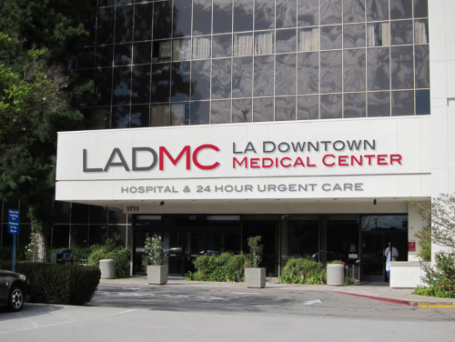 Los Angeles Downtown Medical Center (Los Angeles, CA) - #0