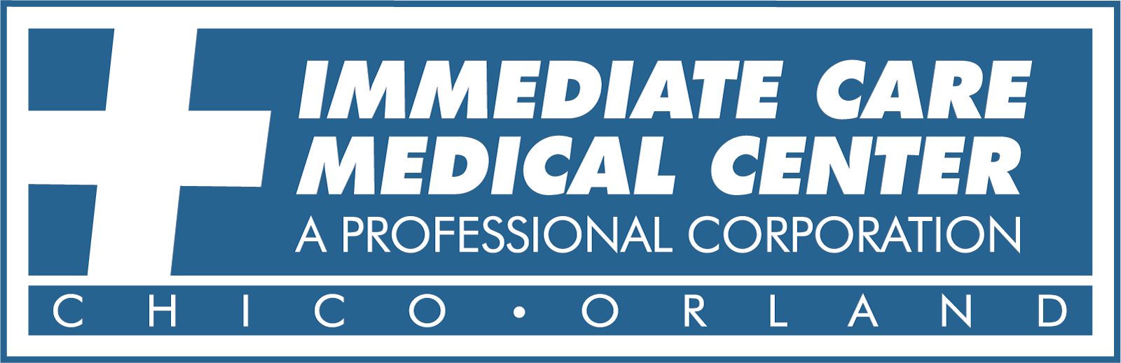 Immediate Care Medical Center - Chico Video Visit Logo