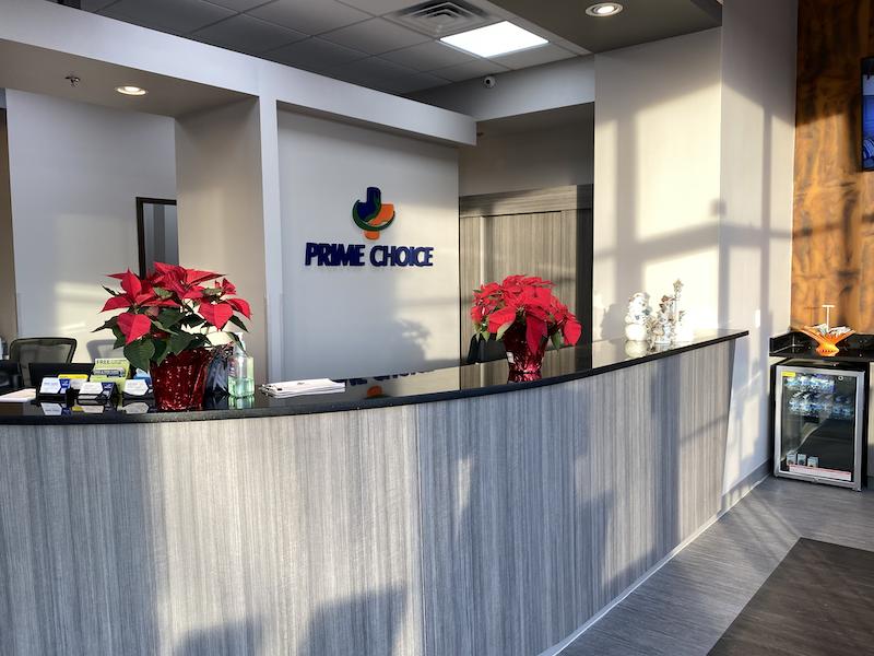 Prime Choice Urgent Care - Vaccination Clinic - Urgent Care Solv in Frisco, TX