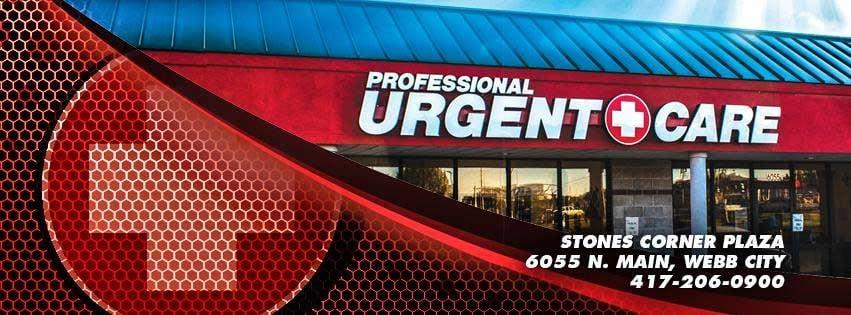 Professional Urgent Care, LLC - Urgent Care Solv in Webb City, MO