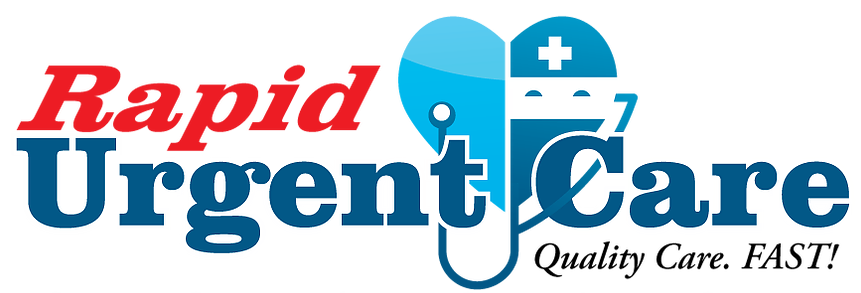 Rapid Urgent Care - Testing Center Baton Rouge Logo