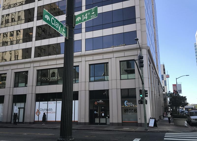 CityHealth Urgent Care - Oakland - Urgent Care Solv in Oakland, CA