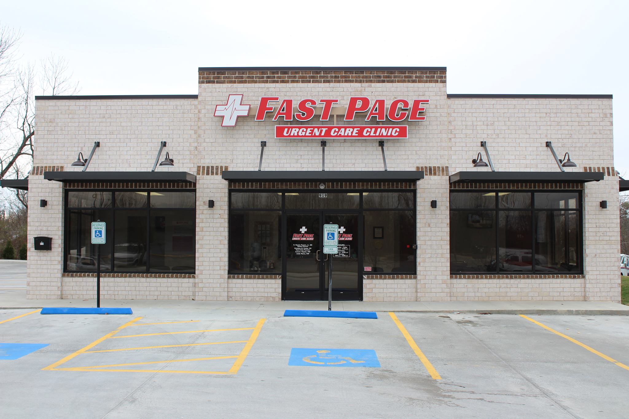 Fast Pace Urgent Care (Oneida, TN) - #0