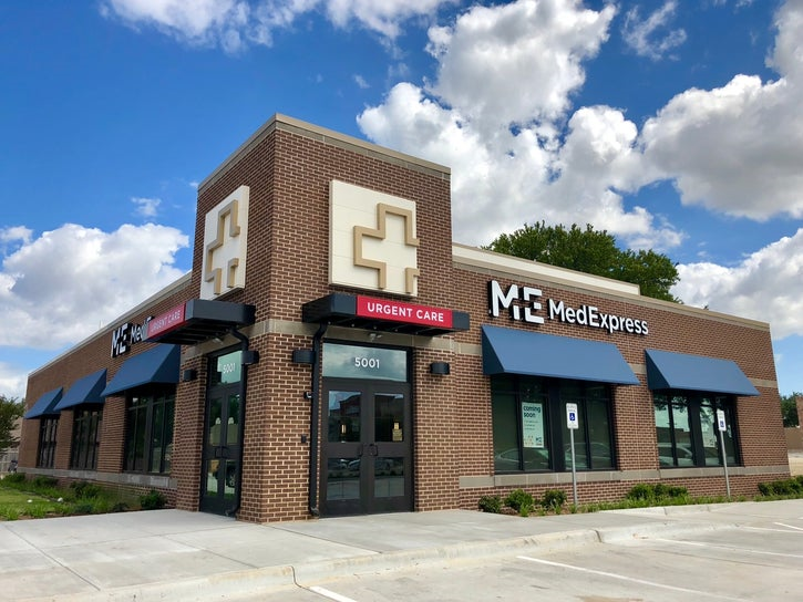 MedExpress Urgent Care (Arlington, TX) - #0