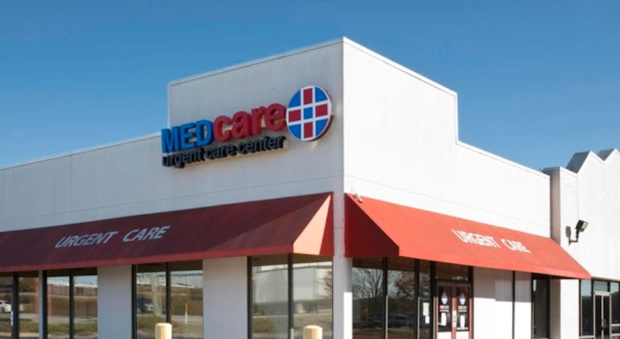 MEDcare Urgent Care Center - Spring Valley - Urgent Care Solv in Columbia, SC