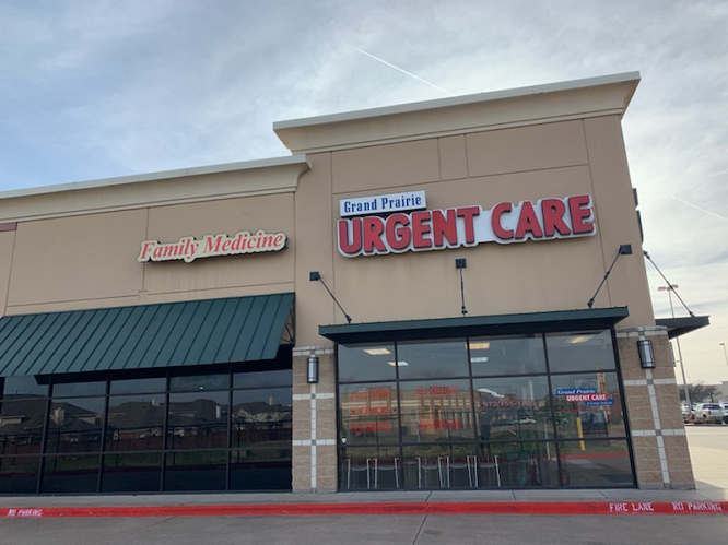 Grand Prairie Urgent Care and Family Medicine - Urgent Care Solv in Grand Prairie, TX