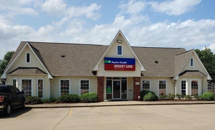 Baptist Health Urgent Care - Bryant - Urgent Care Solv in Bryant, AR