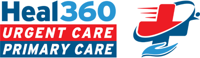 Heal 360 Urgent Care Logo
