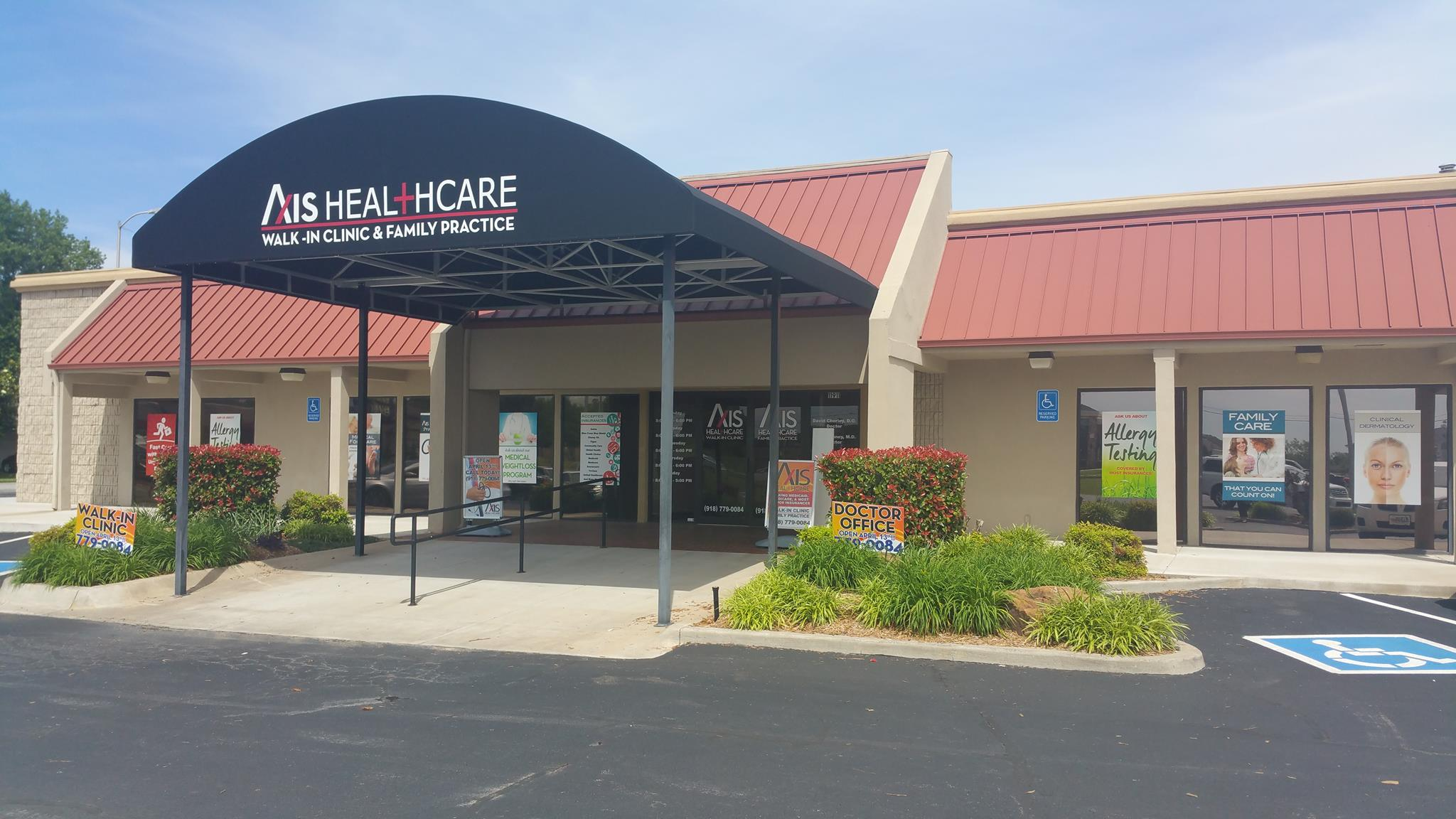 Axis HealthCare (Bixby, OK) - #0