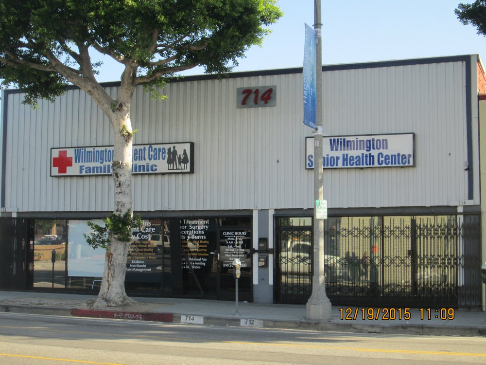 Wilmington Urgent Care & Family Clinic - Urgent Care Solv in Los Angeles, CA