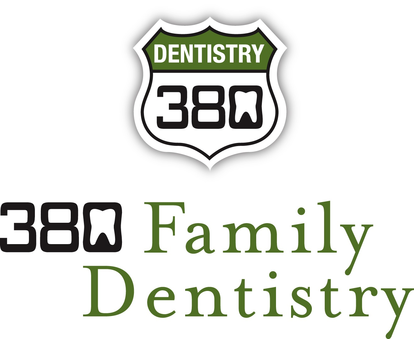 380 Family Dentistry Logo