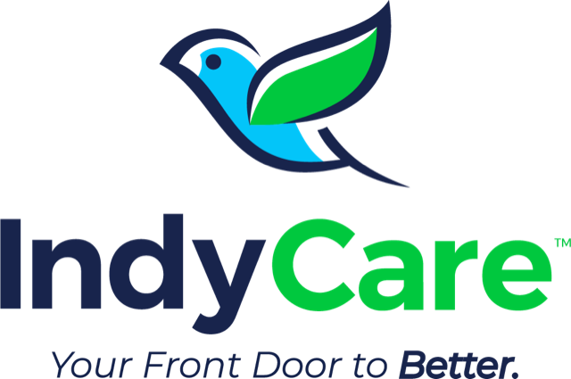 IndyCare - Hillsborough Logo