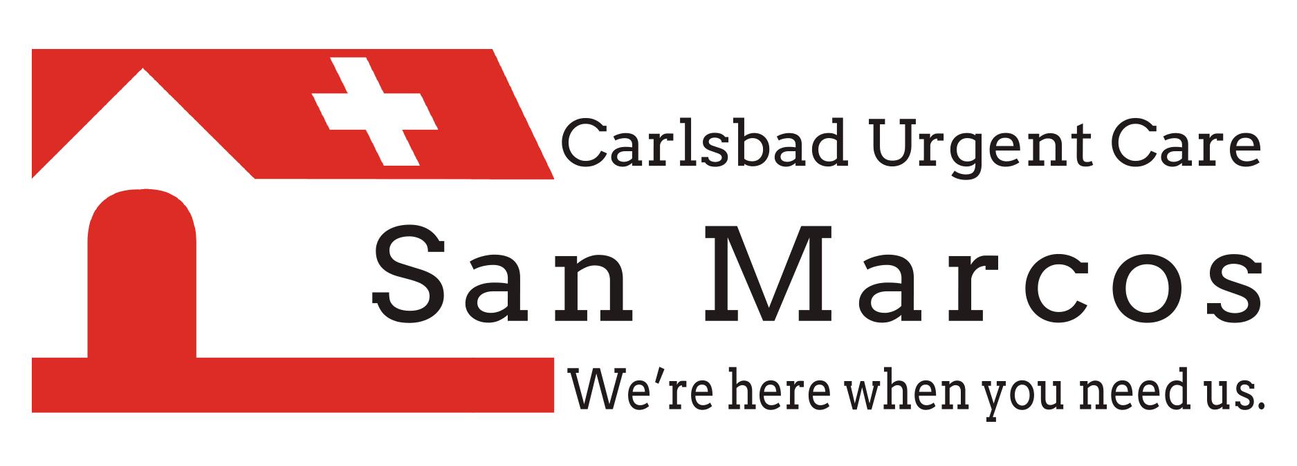 Carlsbad Urgent Care - San Marcos Logo