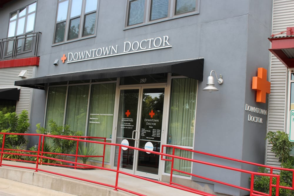 Downtown Doctor - Urgent Care Solv in Austin, TX
