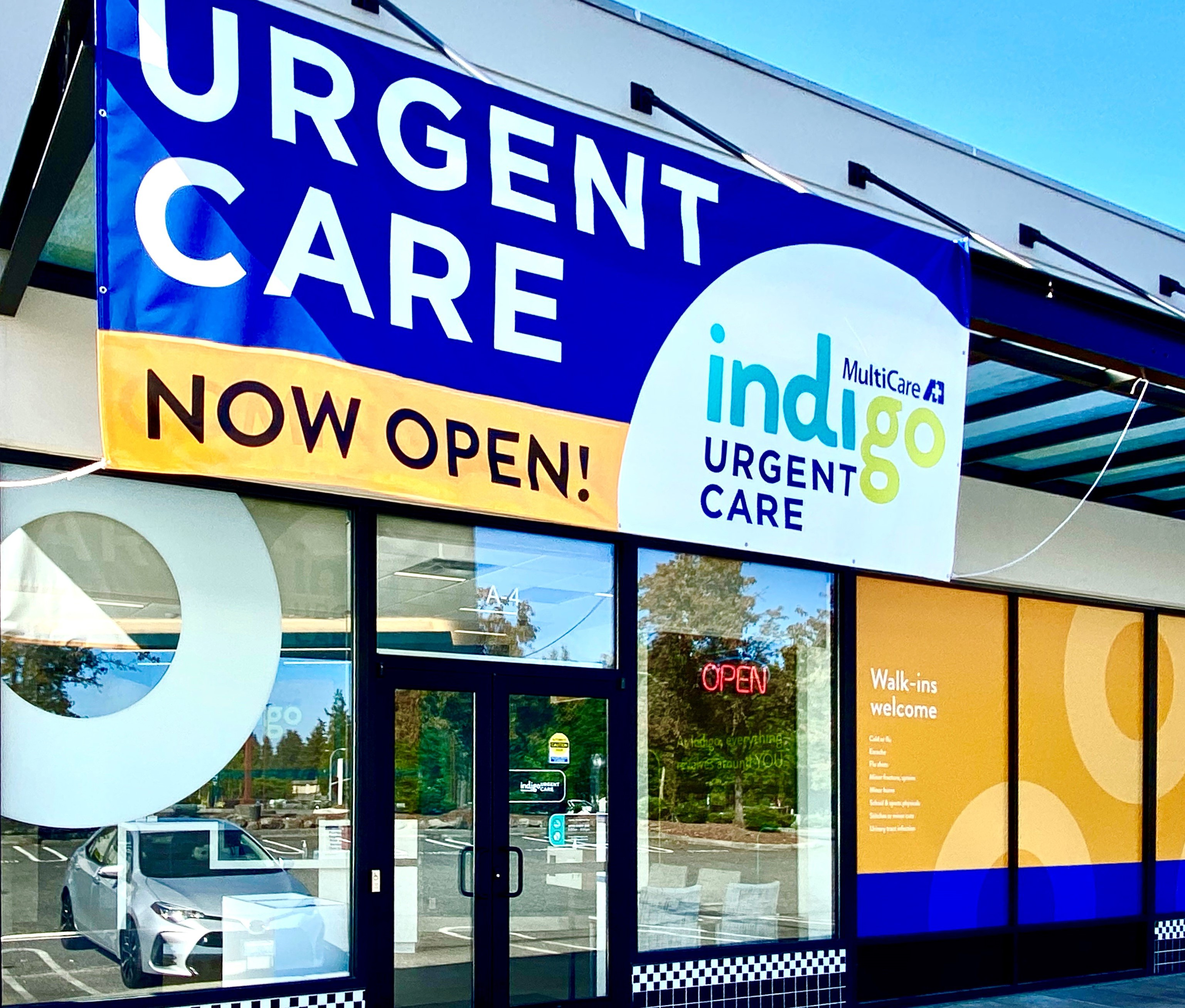 Indigo - Bellevue - Urgent Care Solv in Bellevue, WA