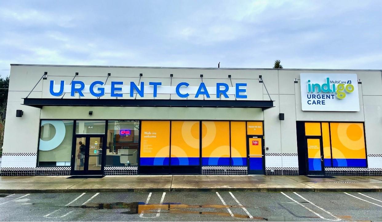 Indigo - Bellevue - Urgent Care Solv in Bellevue, WA