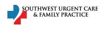 Southwest Urgent Care & Family Logo