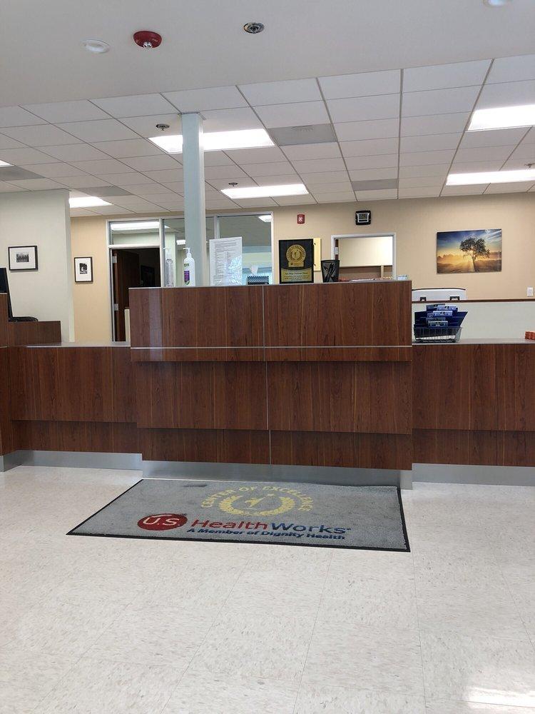 US Healthworks - Urgent Care Solv in San Diego, CA