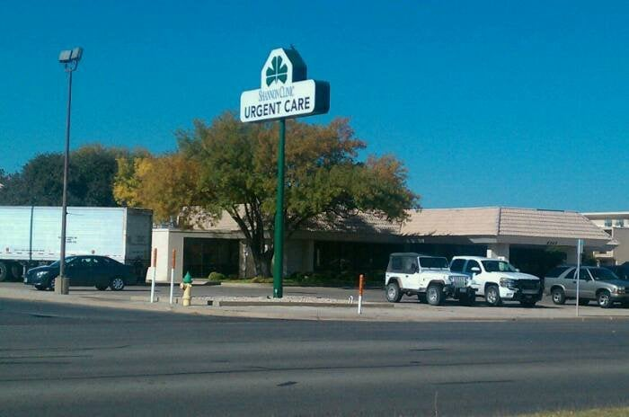 Shamrock Clinic South - Urgent Care Solv in San Angelo, TX