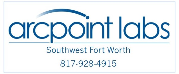 ARCpoint Labs - Southwest Fort Worth Logo
