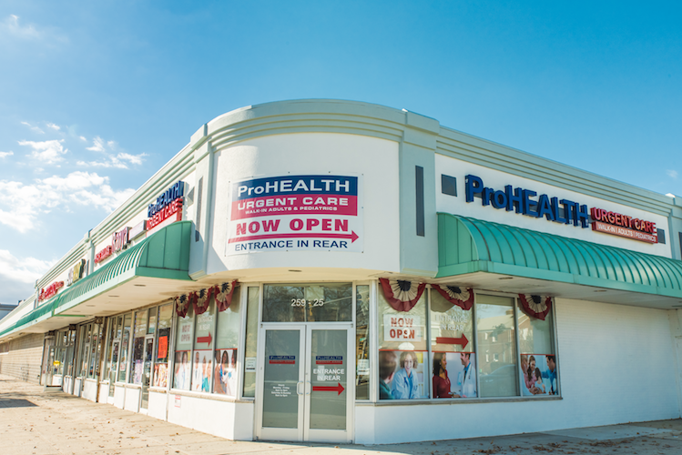 ProHEALTH Urgent Care - Glen Oaks - Urgent Care Solv in Glen Oaks, NY