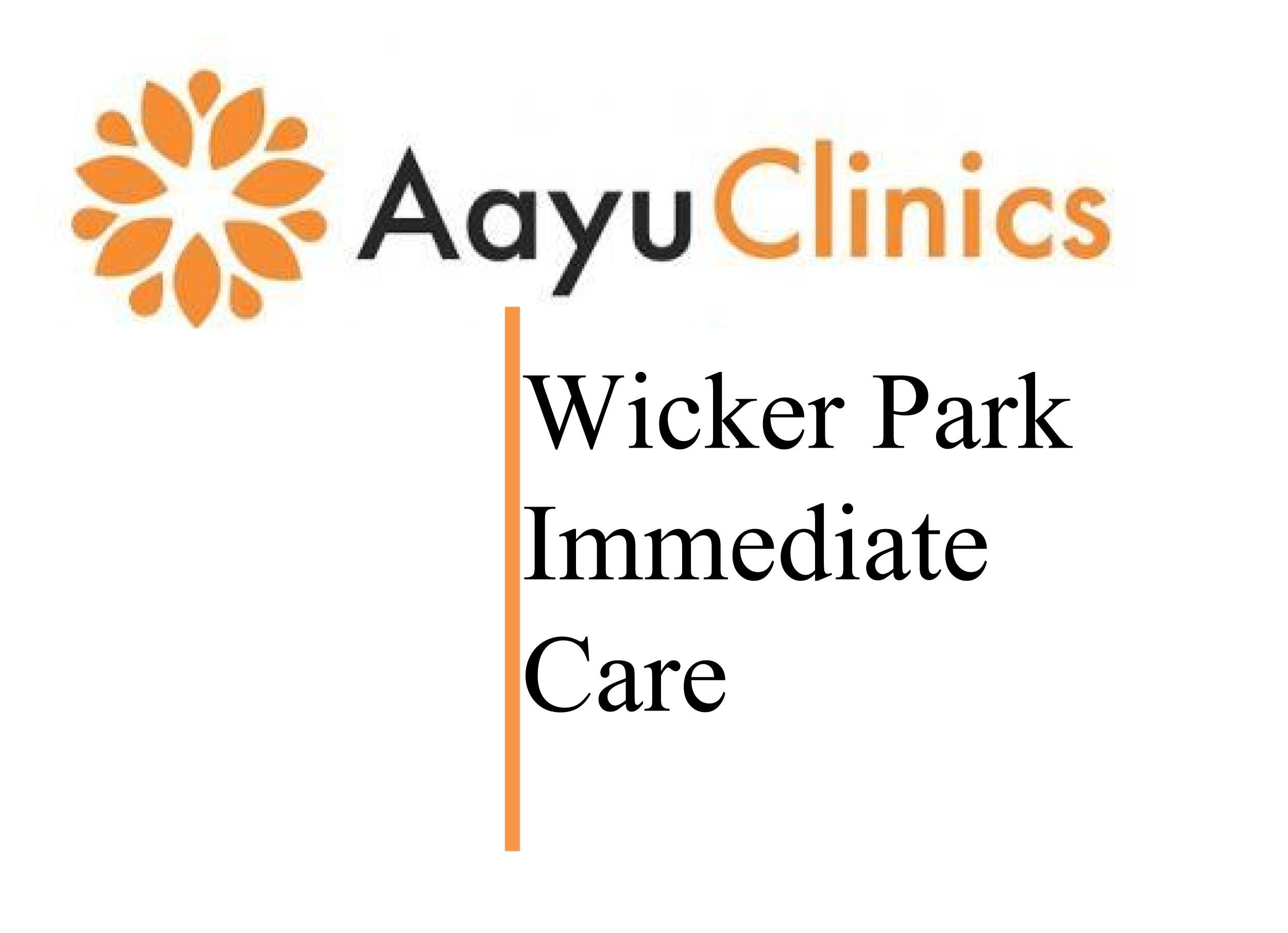 Aayu Clinics - Wicker Park Immediate Care Logo