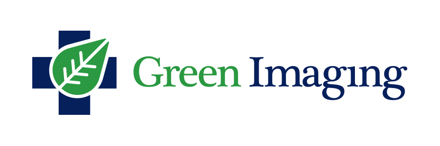 Green Imaging - Hurst Logo