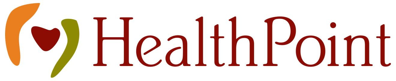 HealthPoint - Kent Logo