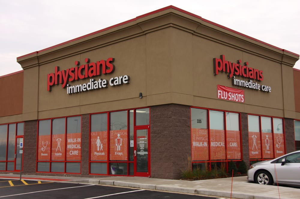 Photo of Physicians Immediate Care in Glendale Heights, IL