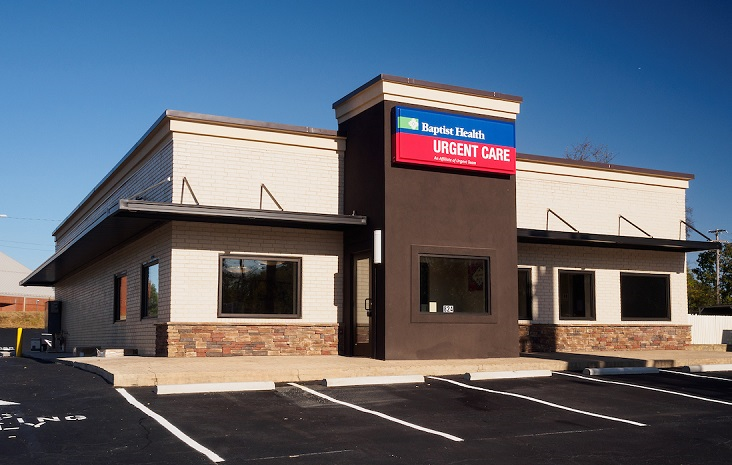 Baptist Health Urgent Care - Benton - Urgent Care Solv in Benton, AR