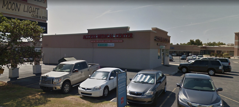 Access Medical Centers (Edmond, OK) - #0