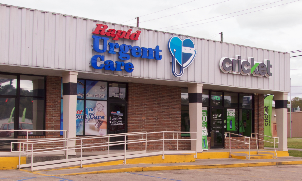 Rapid Urgent Care - Amite - Urgent Care Solv in Amite City, LA