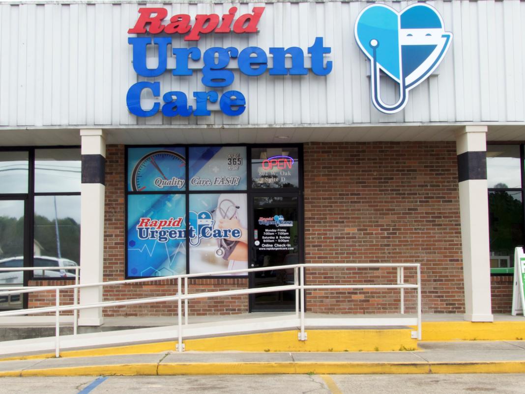 Rapid Urgent Care - Amite - Urgent Care Solv in Amite City, LA