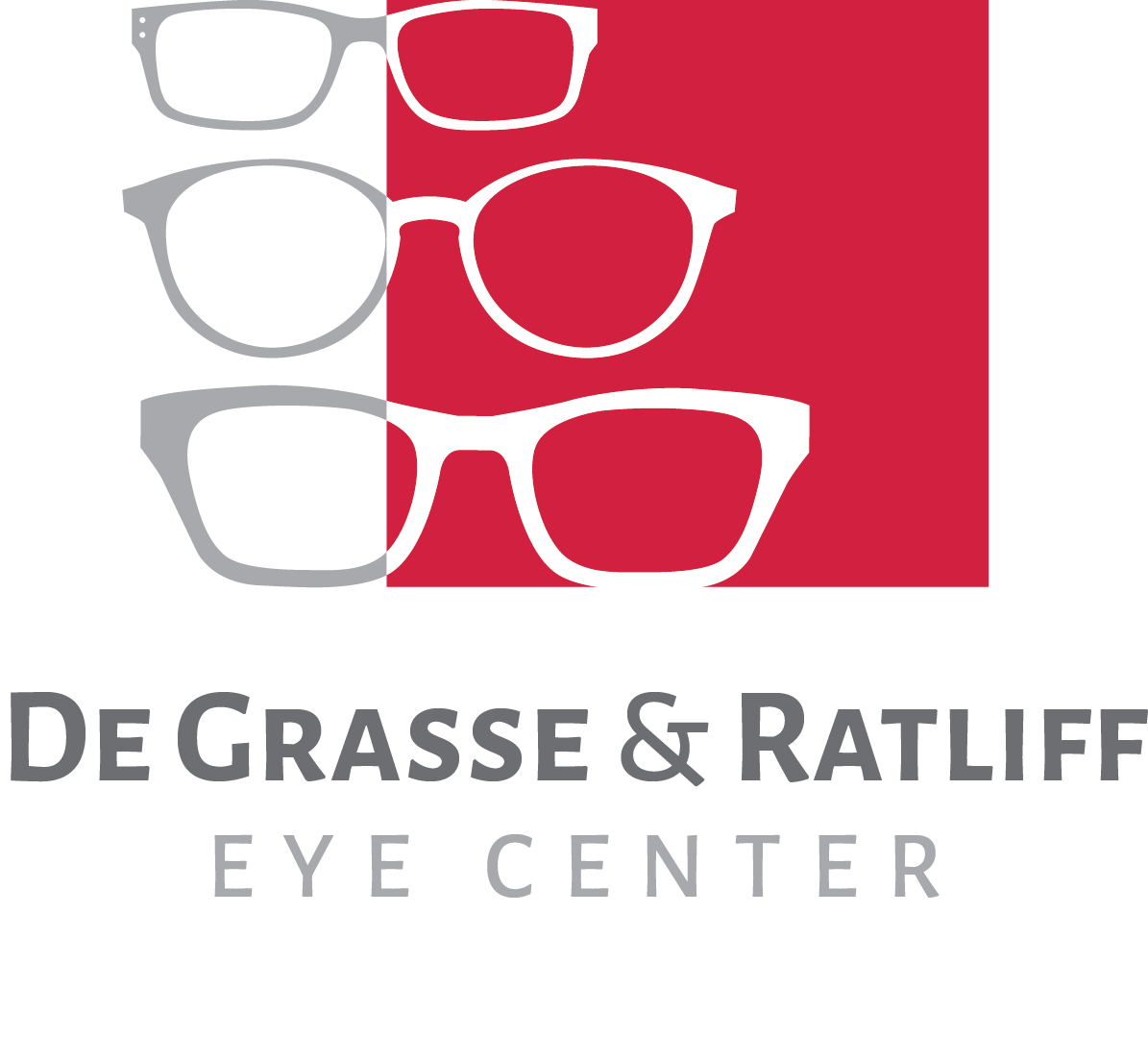 De Grasse & Ratliff Eye Center Logo
